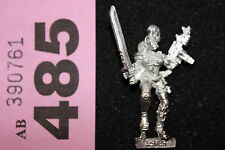 Games Workshop Necromunda Escher Ganger with Sword & Pistol Warhammer 40k WH40K