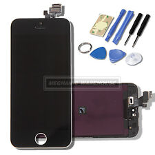 Retina LCD Display Screen Touch Digitizer Glass Lens Apple iPhone 5 Replacement