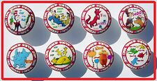8 DR SEUSS BOOK CHARACTERS  DRESSER DRAWER  KNOBS  MADE AS ORDERED