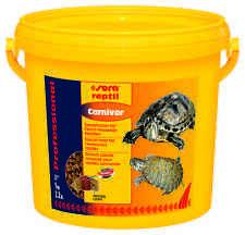 Sera reptil Professional Carnivore 3800ml/1 kg, repto food