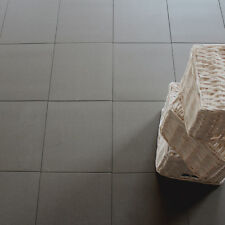 30x30 Matt Anthracite Stone Effect Porcelain Floor Tiles (1 SQM = 11 Tiles)