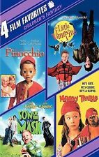 4 Film Favorites: New Line Family (The Adventures of Pinocchio, The Little Vampi