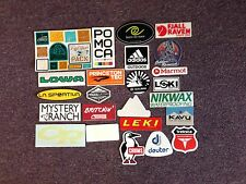 35 HIKE/Backpack STICKERS OR Leki Deuter Kavu Marmot Lowa Gregory Mystery Ranch