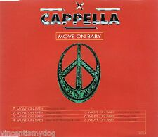 CAPPELLA - MOVE ON BABY (7 track CD single)