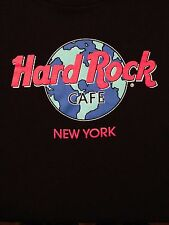 VINTAGE HARD ROCK CAFE NEW YORK T SHIRT LARGE