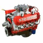 572 CU IN 650HP BBC CHEVY ENGINE 2015 ONSALE 1 ONLY DART SPLAYED BLOCK ALL NEW