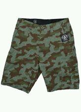 Volcom NEW Men's Camo Vargo Cargo Shorts size 32