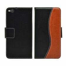 Wallet S-LINE Leather Flip Case Cover Pouch Saver For HTC One X9