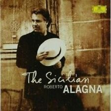 "ROBERTO ALAGNA ""THE SICILIAN"" CD NEU"