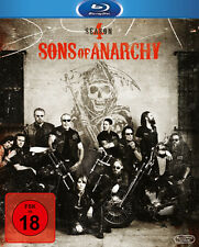 Sons of Anarchy - 4 Staffel - SAMCRO Forever 3 Blu Ray Box - Neu OVP - FSK 18