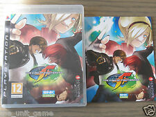 JEU PLAYSTATION 3 / PS3  THE KING OF FIGHTERS XII   EN FRANCAIS