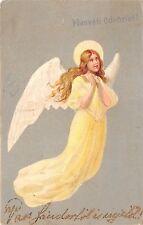 BG20348  husveti udvozlet easter angel girl  hungary