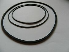 Vierkant Riemen Set Philips N4512 Rubber drive belt kit 020001a
