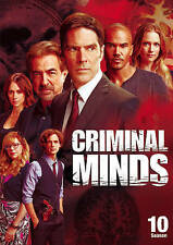 Criminal Minds: The Tenth Season Ten 10, DVD, Brand New