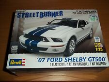 Revell Street Burner '07 Ford Shelby GT500 1/25 plastic model kit 85-2097