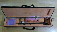 Jinghu, purple bamboo, Professional grade (Peking Opera fiddle) 专业级紫竹京胡