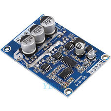 20A 12V-36V 500W Brushless DC Motor Controller Driver Board Module 63x43x17mm