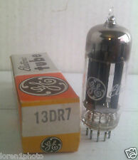 13DR7 NOS radio amplifier electronic vacuum tube tested strong 13DR7