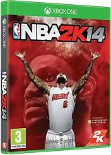 NBA 2K14 (XBOX One) NEW & Sealed
