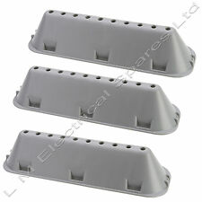 3 X Indesit Washing Machine Drum Paddle Lifters 10 Hole