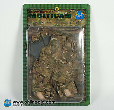DRAGON IN DREAMS 1/6 MODERN US CARDED U.S. ARMY COMBAT EQUIPMENT ITEM NO: E60055