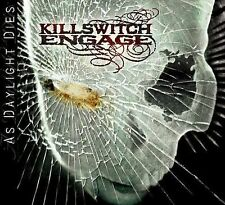 As Daylight Dies by Killswitch Engage (CD, Nov-2006, Roadrunner Records)