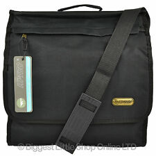 NEW Unisex Multi Purpose Messenger Bag by Hi-Tec Cross Body Practical Handy Mens