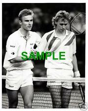 ORIGINAL SPORTS PRESS PHOTO - TENNIS STAR JAKOB HLASEK SWITZERLAND - 1988