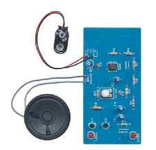 K-5133 European Wailing Police Siren and Blinking Lights DIY Kit Ages 13+
