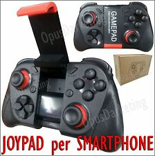 JOYPAD GAMEPAD CONTROLLER 050 WIRELESS BLUETOOTH per  SAMSUNG GALAXY ACE 4 G357F