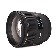 Sigma 85 mm f1.4 EX DG HSM lichtstarkes Objektiv mit Festbrennweite für Nikon