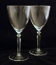 "Arnolfo Di Cambio MADDALENA 2 Goblets 7 3/4"" height GREAT CONDITION"
