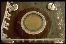 472012 Memorial Surrender Deck On USS Missouri A4 Photo Print