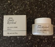 Avon Daily Revival Eye Care Cream 0.5 oz SPF 6 - New Old Stock