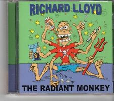 (FH524) Richard lloyd, The Radiant Monkey - 2007 CD