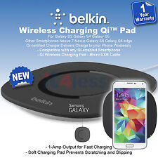 Belkin Qi Wireless Charger Pad Charging Receiver For Samsung Galaxy S7 S6 Edge