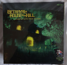 Betrayal at House on the Hill 2nd Edition Board Game New Sealed