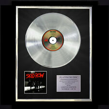SKID ROW / SKID ROW  CD PLATINUM DISC VINYL LP FREE SHIPPING TO U.K.