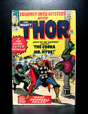 COMICS:  Journey into Mystery: Thor #105 (1964), 1st Cobra & Hyde team-up/Nedra