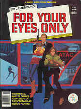 Marvel Comics super special # 19: James Bond 007-for your eyes only (états-unis, 1981)