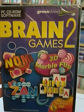 Brain Games 2 (NEW SEALED) PC GAME - FREE POST