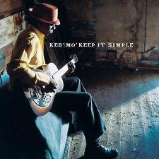 Keep It Simple by Keb' Mo' (CD, Feb-2004, Epic (USA))
