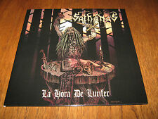 "SATHANAS ""La Hora De Lucifer"" LP  nunslaughter acheron nominon"