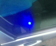 mk4 golf seat mk1 bora etc BLUE led alarm immobiliser light mod modifiy convert