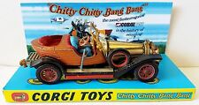 CORGI Toys 266 CHITTY CHITTY BANG BANG Diecast Model Car Custom Display Stand [b