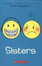 Sisters by Raina Telgemeier (2014, Paperback)