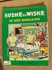 Speciale suske en Wiske De Boze boomzalver met groene omslagcover sc 2001