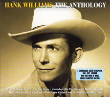 HANK WILLIAMS - THE ANTHOLOGY (NEW SEALED 3CD SET)