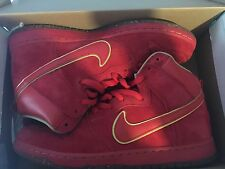 Nike SB Dunk High Low CNY Chinese New Year YOTH Sz 12