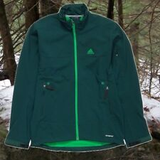 Adidas Mens Large Outdoor Hiking Softshell Jacket Nwt $150